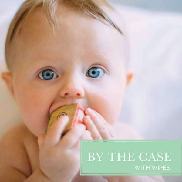 Baby for diapers and wipes by the month
