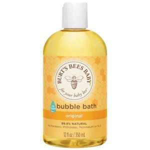 Burts Bees Baby Bubble Bath