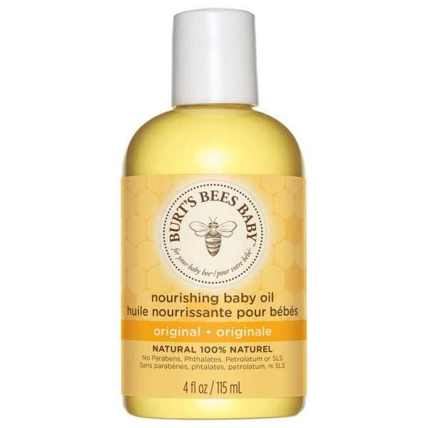 Burts Bees Baby Oil