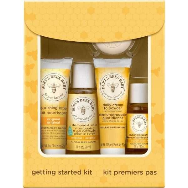 Burts Bees Starter Kit