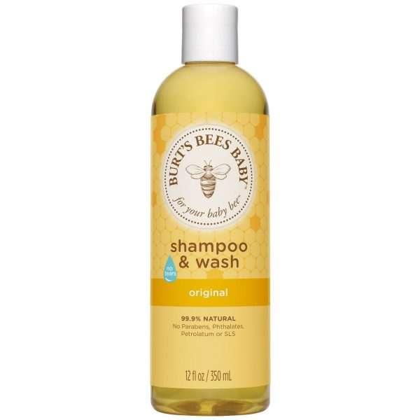 Burt's Baby Shampoo & Wash