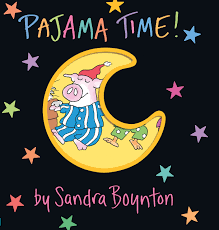 Pajama Time by Sandra Boynton