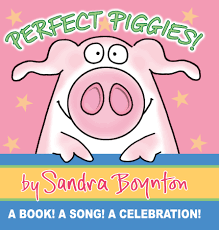 Perfect Piggies board book