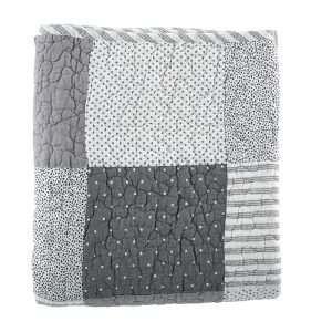 Keepsake Quilt Gray Stripe