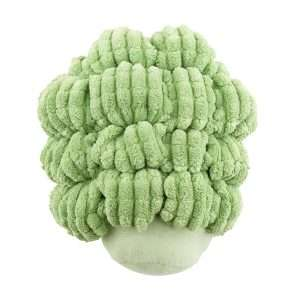broccoli baby rattle toy