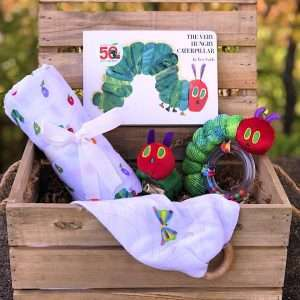 Hungry Caterpillar Crate