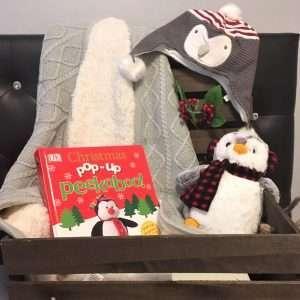 Posh Penguin Baby Gift