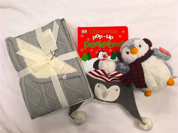 Posh Penguin holiday gift