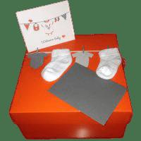 Corporate baby gift