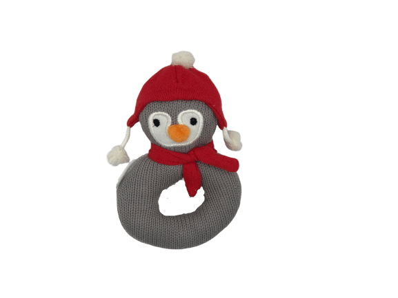 Penguin Rattle by Elegant Baby