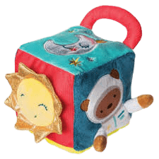 Cosmo Activity Cube for baby