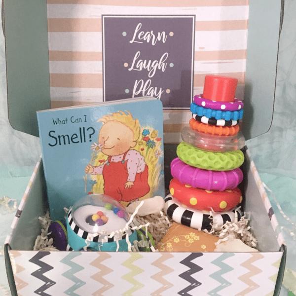 Baby gift box 11