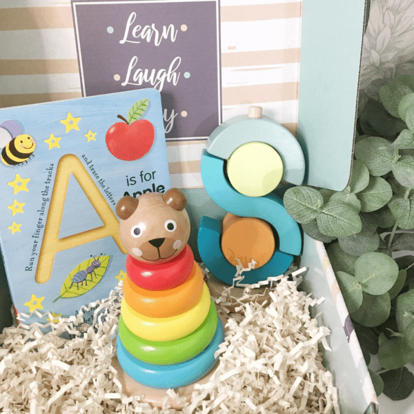 Baby gift box for 12 month old