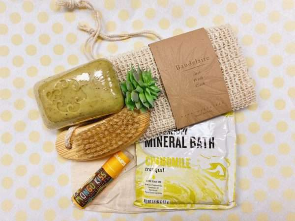 bath products for mom
